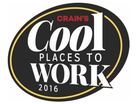 crains cool places to work 2016