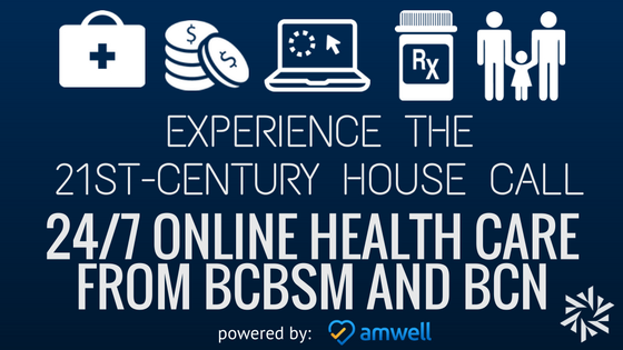 24/7 Online Health Care Amwell Blog Header
